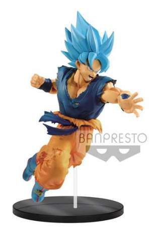 Dragon Ball Super Movie Figura Ultimate Soldiers Super Saiyan God Son Goku 20 cm