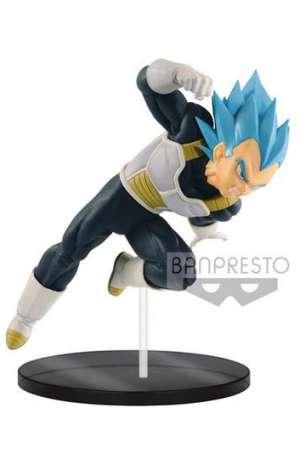 Dragon Ball Super Movie Figura Ultimate Soldiers Super Saiyan God Vegeta 18 cm