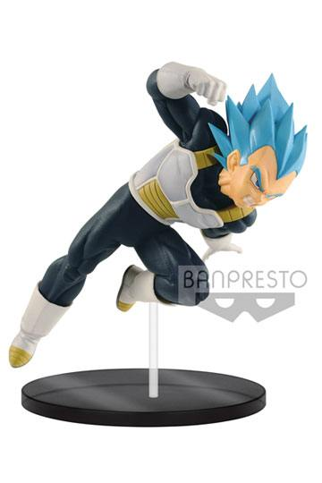 Dragon Ball Super Movie Figura Ultimate Soldiers Super Saiyan God Vegeta 18 cm