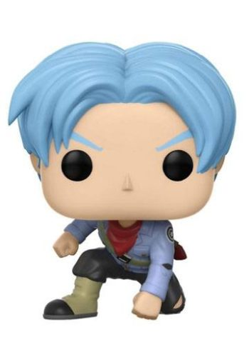 Dragon Ball Super POP! Animation Vinyl Figura Future Trunks 01