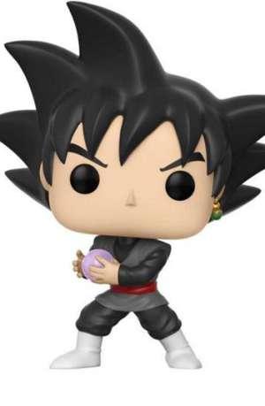 Dragon Ball Super POP! Animation Vinyl Figura Goku Black 01