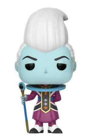 Dragon Ball Super POP! Animation Vinyl Figura Whis 01