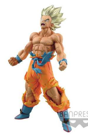 Dragon Ball Z Blood of Saiyans Figura Son Goku 18 cm 01