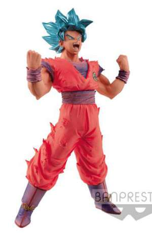 Dragon Ball Z Blood of Saiyans Figura Super Saiyan Blue Goku 18 cm