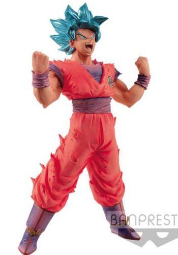 Dragon Ball Z Blood of Saiyans Figura Super Saiyan Blue Goku 18 cm