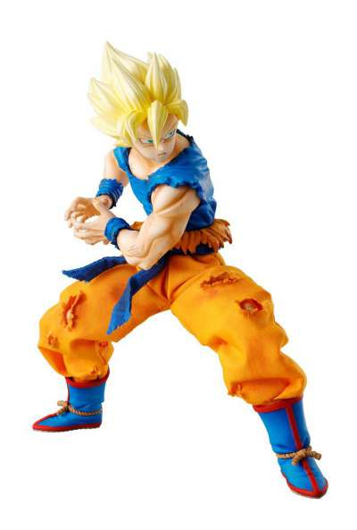 Dragon Ball Z D.O.D.O.D. Figura Super Saiyan Son Goku 01