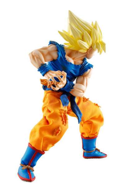 Dragon Ball Z D.O.D.O.D. Figura Super Saiyan Son Goku 02