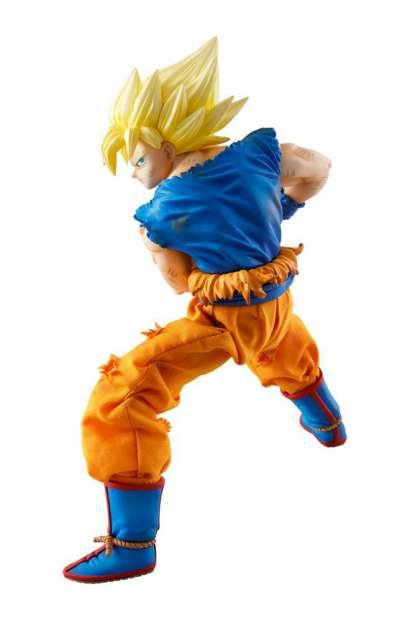 Dragon Ball Z D.O.D.O.D. Figura Super Saiyan Son Goku 03