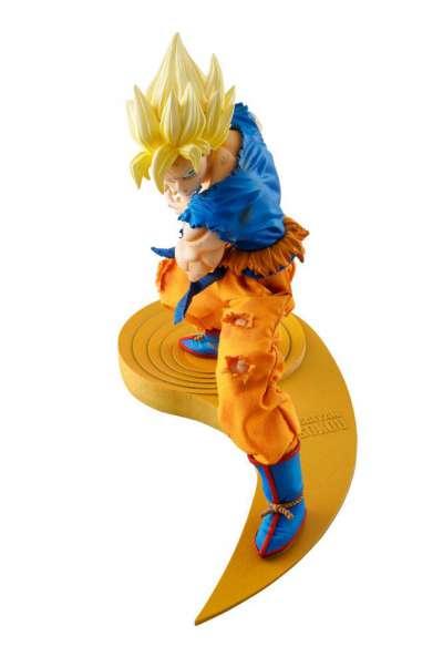 Dragon Ball Z D.O.D.O.D. Figura Super Saiyan Son Goku 04