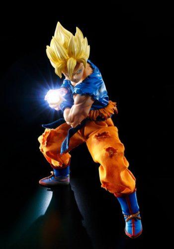 Figura Dragon Ball Z Super Saiyan Son Goku
