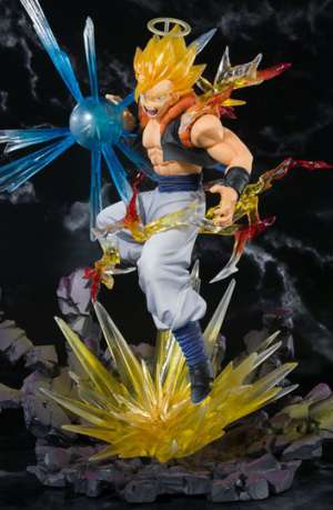 Dragon Ball Z Figuarts ZERO Figura Super Saiyan Gogeta Tamashii Web Exclusive 01