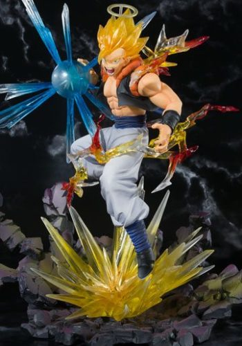 Dragon Ball Z Figuarts ZERO Figura Super Saiyan Gogeta Tamashii Web Exclusive 01