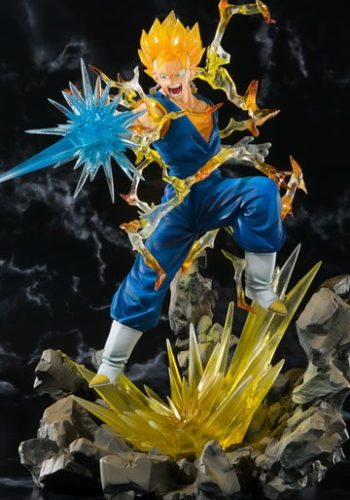 Dragon Ball Z Figuarts ZERO Figura Super Saiyan Vegetto Tamashii Web Exclusive 01
