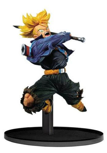 Dragon Ball Z Figura BWFC Trunks by Varoq 01