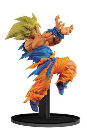 Dragon Ball Z Figura BWFC Volumen 1 Goku 01
