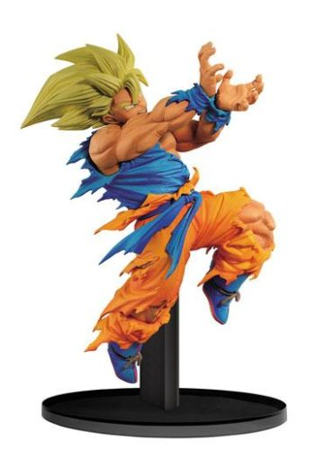 Dragon Ball Z Figura BWFC Volumen 1 Goku 01
