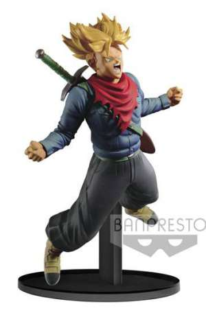 Dragon Ball Z Figura BWFC Volumen 6 Trunks 01