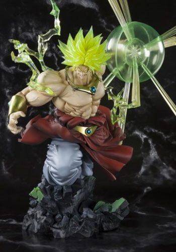 Dragon Ball Z Figura Figuarts ZERO Super Saiyan Broly 32 cm