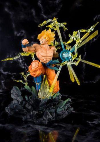 Dragon Ball Z Figura Figuarts ZERO Super Saiyan Son Goku Exclusive 20 cm