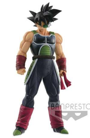 Dragon Ball Z Figura Grandista Resolution of Soldiers Bardock 01