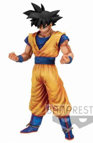 Dragon Ball Z Figura Grandista Resolution of Soldiers Son Goku Version 2 01