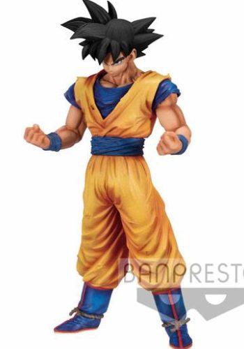 Dragon Ball Z Figura Grandista Resolution of Soldiers Son Goku Version 2 01