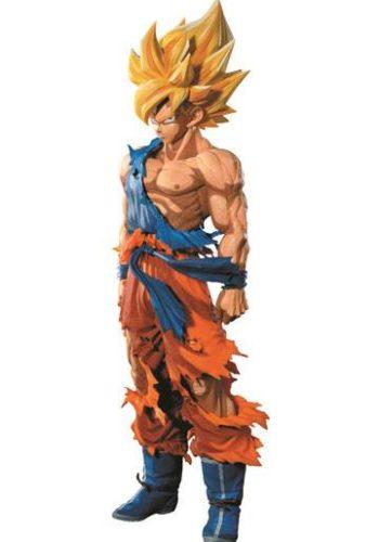 Dragon Ball Z Figura Master Stars Piece Super Saiyan Goku Manga Dimensions 01