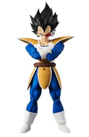 Dragon Ball Z Figura S.H. Figuarts Vegeta 01