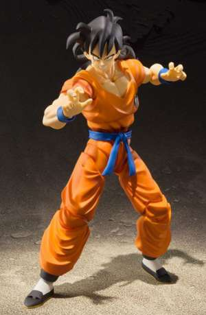 Dragon Ball Z Figura S.H. Figuarts Yamcha Tamashii Web Exclusive 01