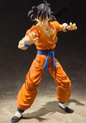 Dragon Ball Z Figura S.H. Figuarts Yamcha Tamashii Web Exclusive 01