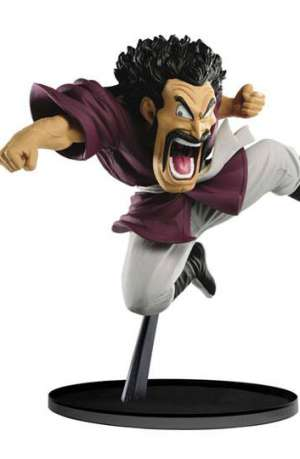 Dragon Ball Z Figura SCultures Big Budoukai 7 Mister Satan 01