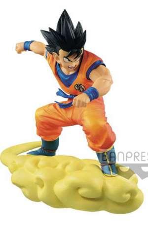 Dragon Ball Z Figura Son Goku con su Nube Voladora 01