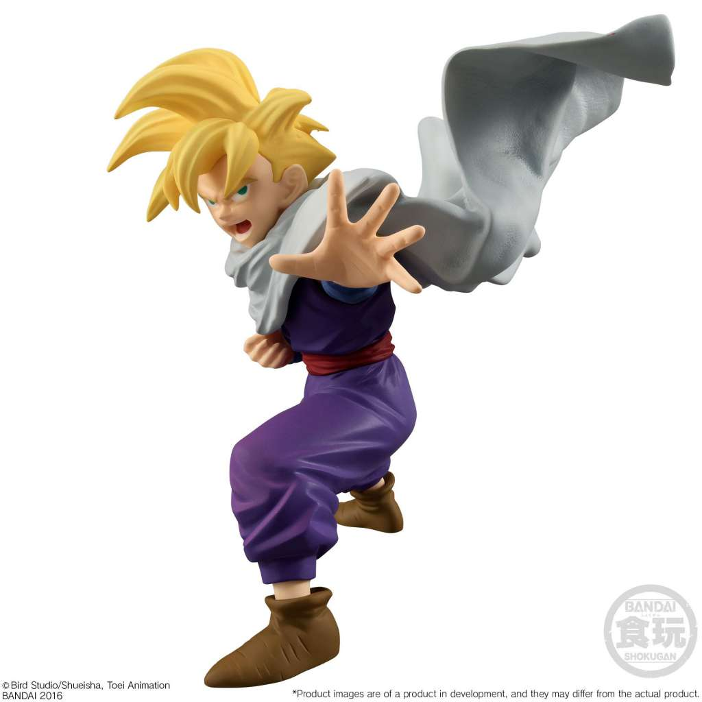 Dragon Ball Z Figura Styling Collection Son Gohan 02
