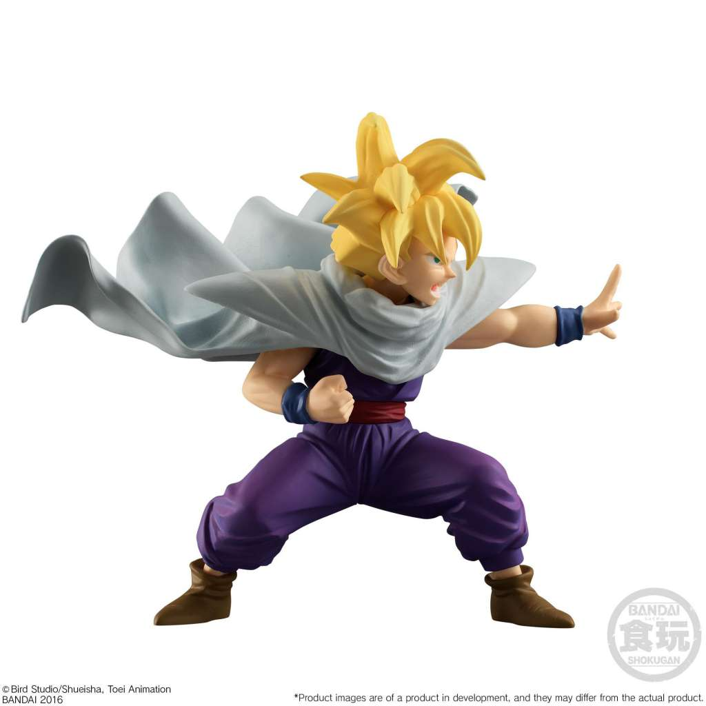 Dragon Ball Z Figura Styling Collection Son Gohan 03