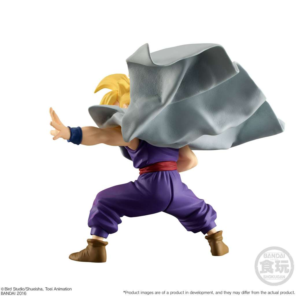 Dragon Ball Z Figura Styling Collection Son Gohan 04