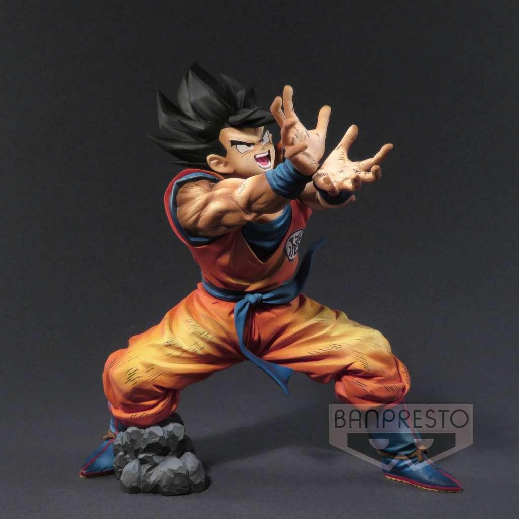 Dragon ball z figura super kamehame ha son goku premium - Son goku dragon ball z ...