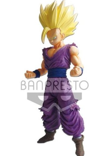 Dragon Ball Z Figura Super Legend Battle Super Saiyan 2 Son Gohan 25 cm