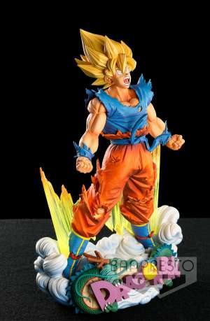 Dragon Ball Z Figura Super Master Stars Piece Son Goku 02