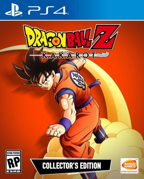 Dragon Ball Z Kakarot Collector Edition PS4