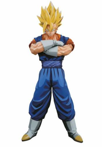 Dragon Ball Z Master Stars Piece Figura Super Saiyan Vegito Manga Dimensions 01