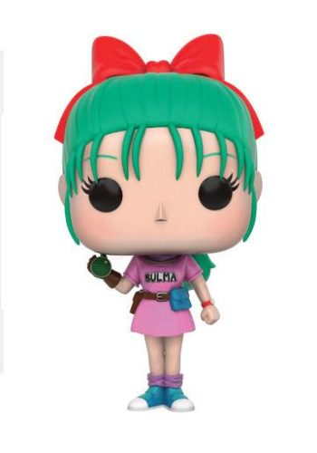 Dragon Ball Z POP! Animation Vinyl Figura Bulma 01