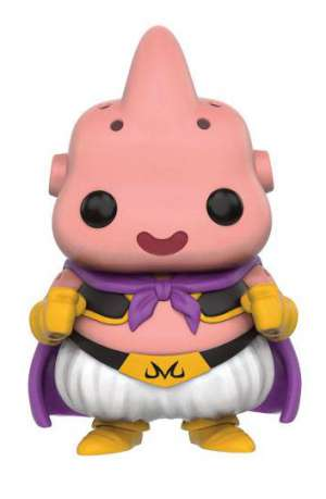 Dragon Ball Z POP! Animation Vinyl Figura Majin Buu 01