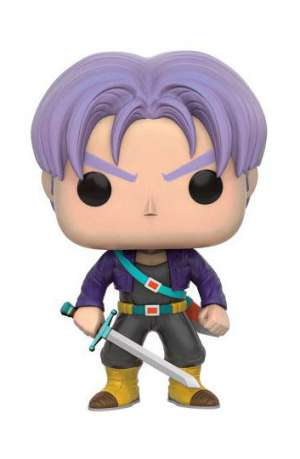 Dragon Ball Z POP! Animation Vinyl Figura Trunks 01