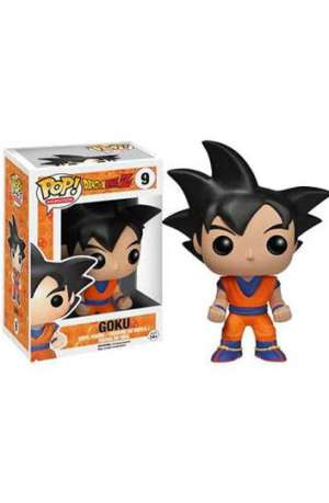 Dragon Ball Z POP! Vinyl Figura Goku 01