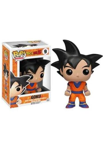 Dragon Ball Z POP! Vinyl Figura Goku 01