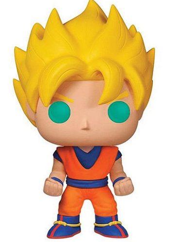 Dragon Ball Z POP! Vinyl Figura Super Saiyan Goku 01