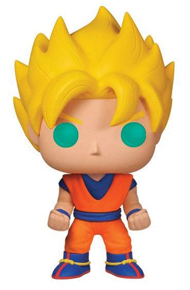 Dragon Ball Z POP! Vinyl Figura Super Saiyan Goku 02