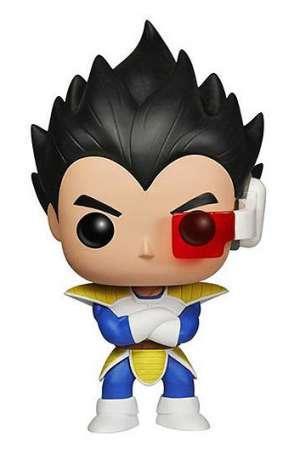 Dragon Ball Z POP! Vinyl Figura Vegeta 01