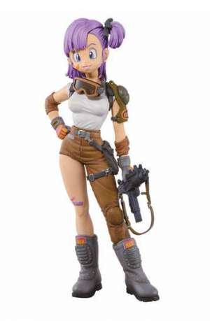 Dragon ball Figura SCultures Bulma Ending Color Ver 01