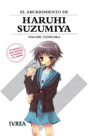El Aburrimiento De Haruhi Suzumiya